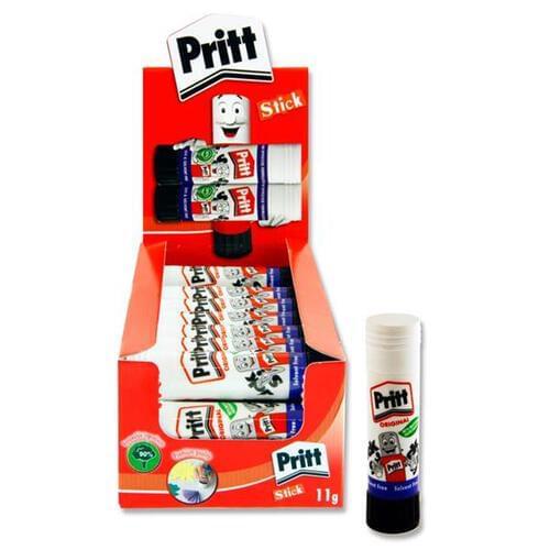 Pritt Stick Small 11grm Box (Pack of 25)