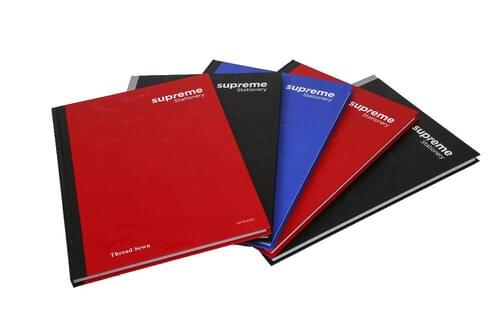 Hardback Note Book A4 160 Pages