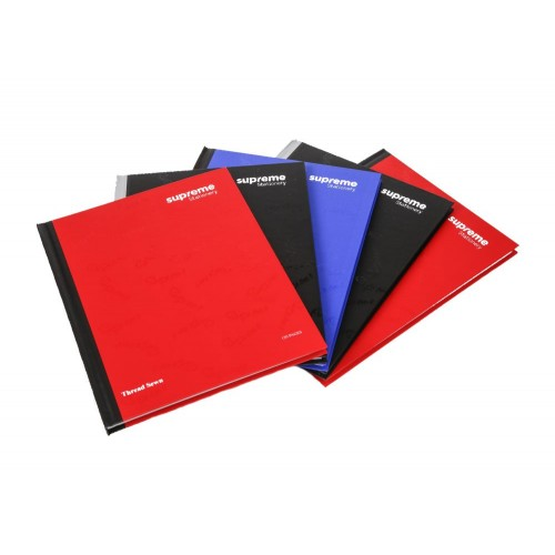 """Hardback Note Book 9"""" x 7"""" 120 Pages"""