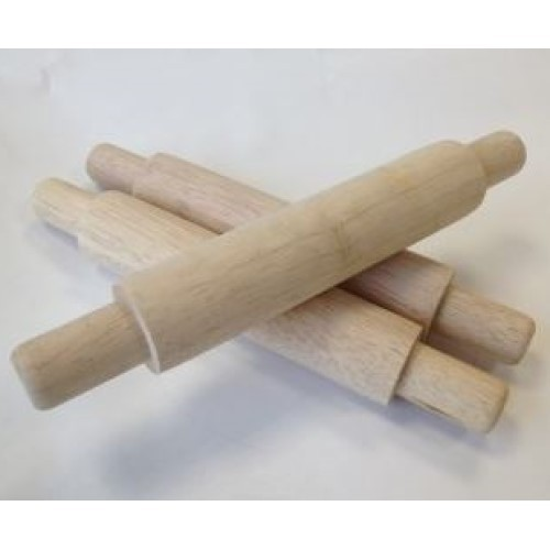 Rolling Pin - Wooden (Pack of 1)