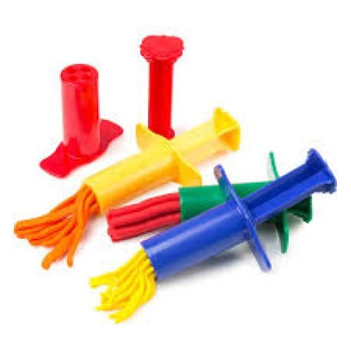 Dough Extruders (Pack of 4)