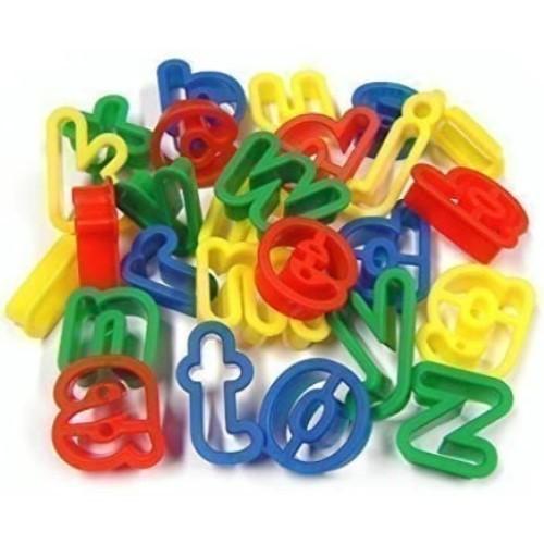 Dough Cutters Alphabet (Pack of 26)