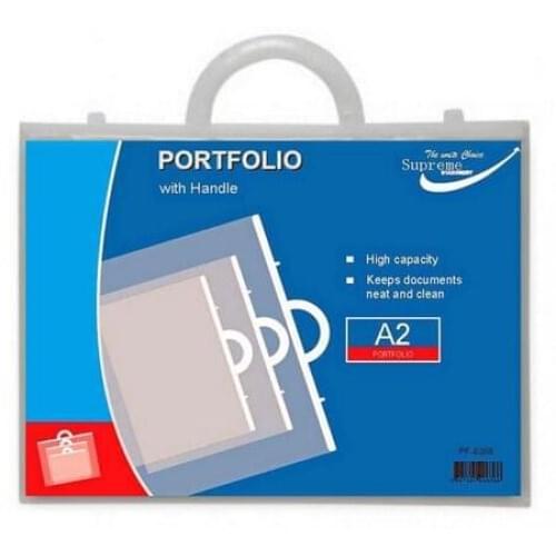 Portfolios & Carry Files