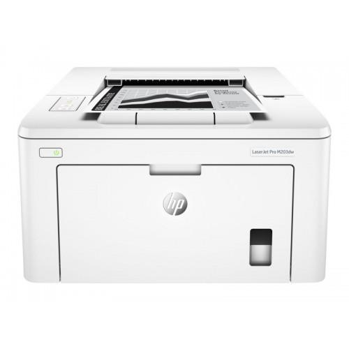 LaserJet Pro M203dw Printer A4
