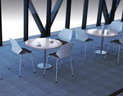 Italia Poseur Table
