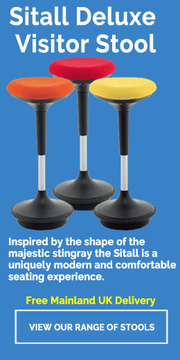 Sitall Deluxe Visitor Stool