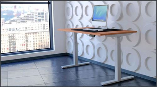 Air sit stand desk The big choice