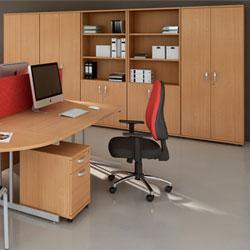 Office Wooden Storage