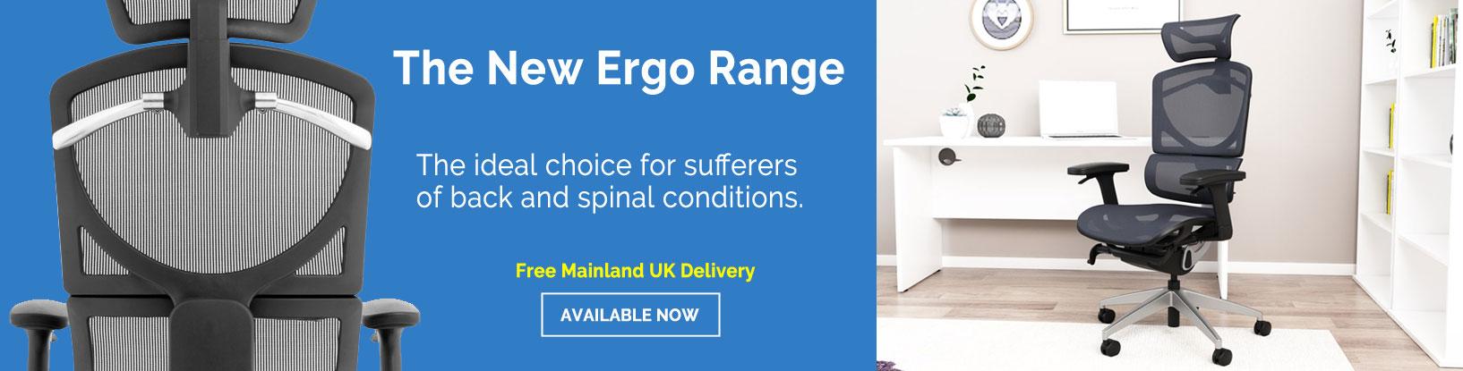 Ergo Posture Chairs