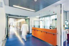 Acrylic Ceiling Suspension Screens