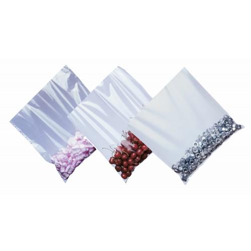 Lightweight Clear Polythene Bags 75 x 100mm 120g