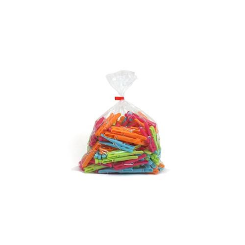 Medium Duty Clear Polythene Bags 75 x 100mm 250g