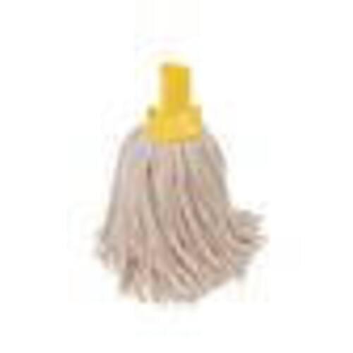 Excel Socket Mop Head Yellow 200gm