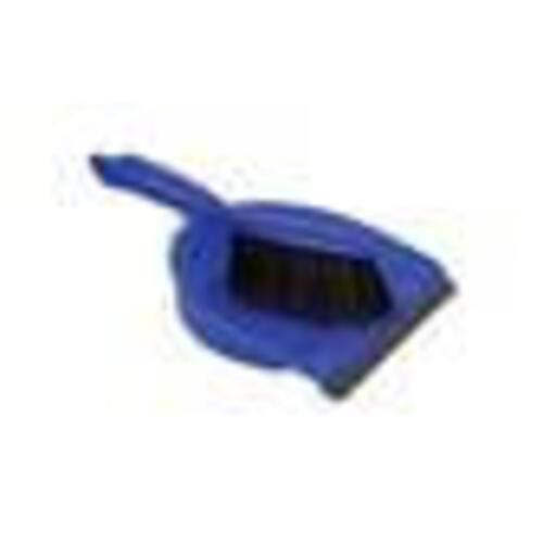 Professional Dust Pan  & Brush Blue