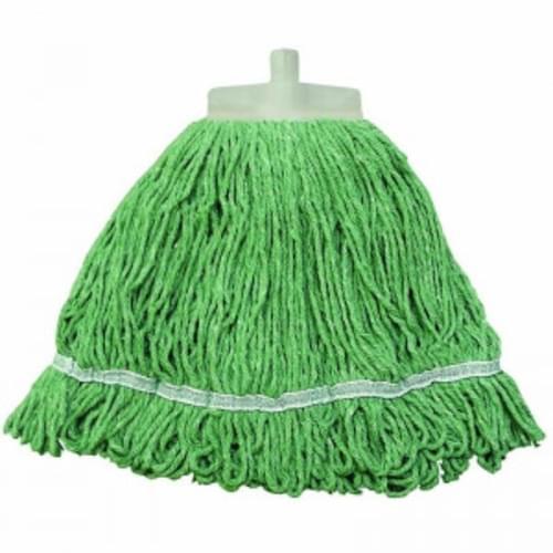 12 Oz Kentucky Mop Head Green  ( Pack of 10)