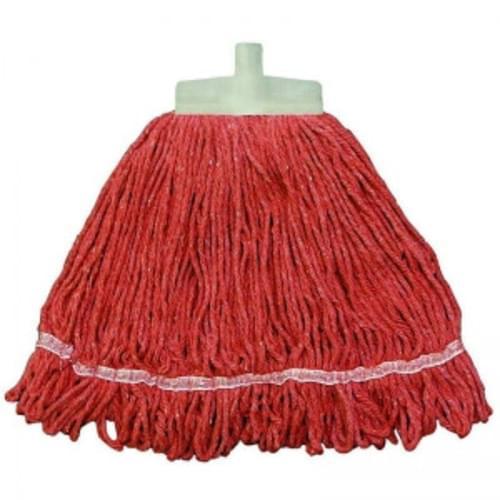 12 Oz Kentucky Mop Head Red  (Pkt 10)