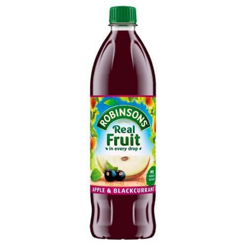 Apple & Blackcurrent Juice 900ml (Case of 12)