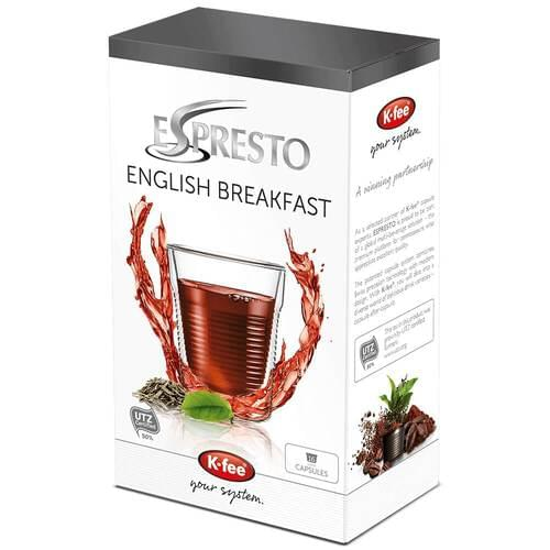 Breakfast Tea Pods For Coffee Machine (Pack of 12)