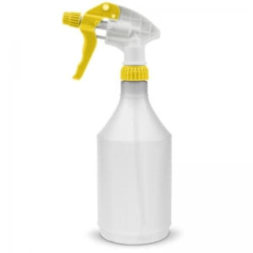 Yellow Trigger Spray Bottle
