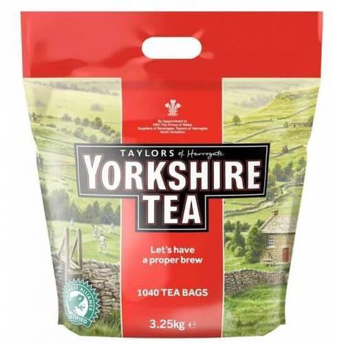 Yorkshire Tea Bags PKT 1040