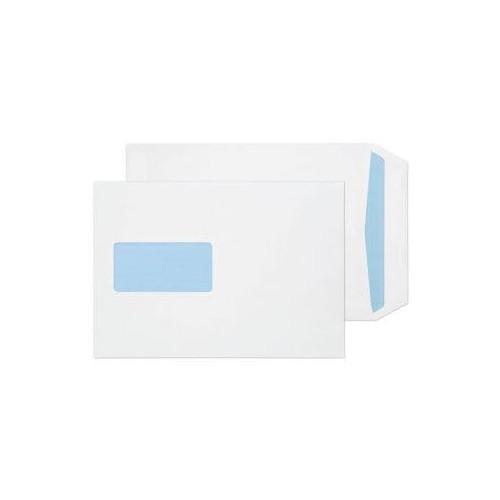 C5 White Window Envelopes (Pack of 500)