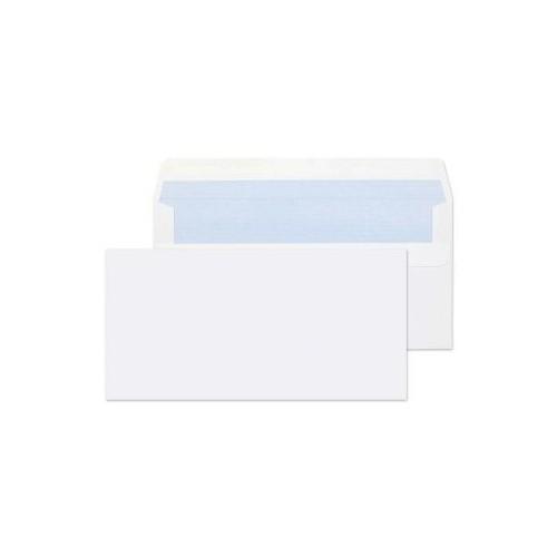 DL White Plain Envelopes ( Pack of 1000)
