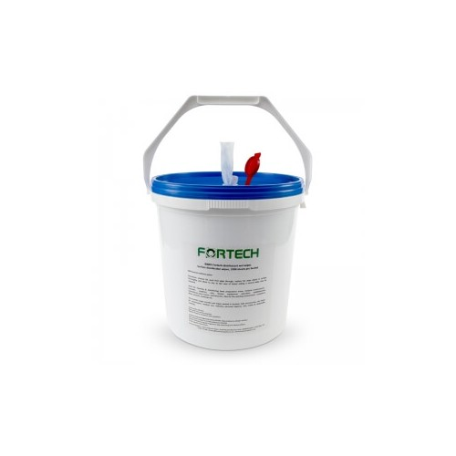 Disinfectant Wipes Bucket (Pack 1000)
