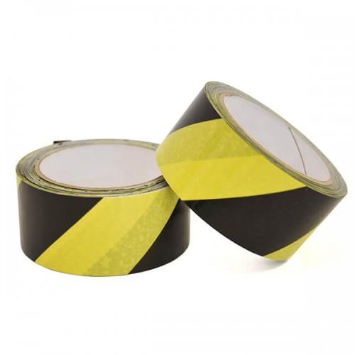 Black & Yellow Floor Tape