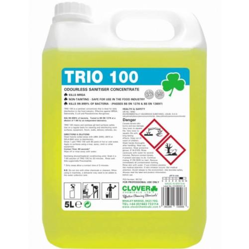 Trio 100 Hard Surface Sanistier 5 Litre