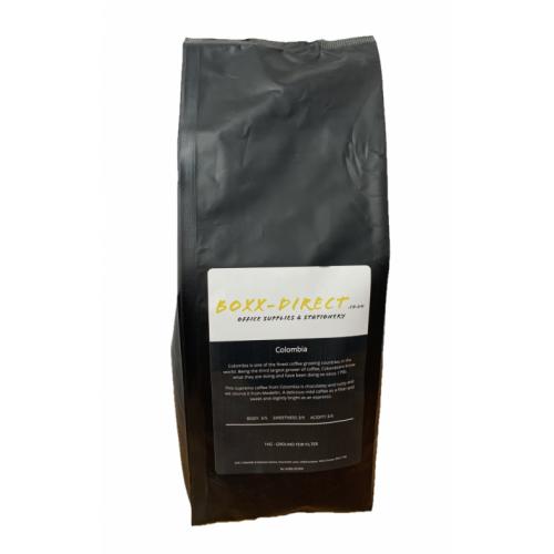 Boxx-Direct Columbia Medellin Coffee 1kg
