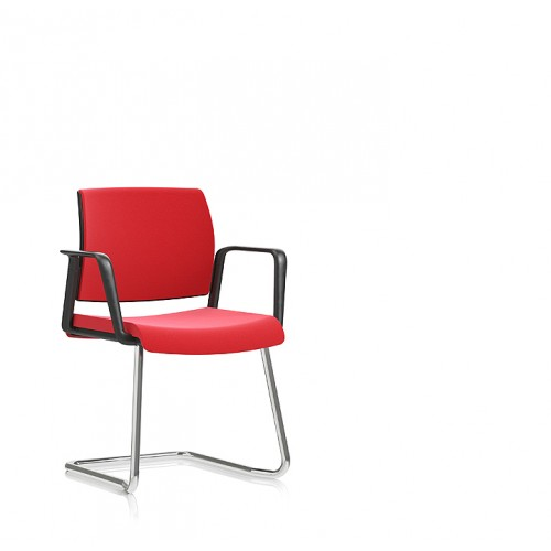 Kind Solid Visitor Chair