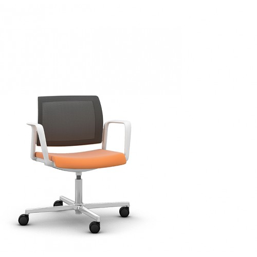 Kind Mesh Visitor Chair