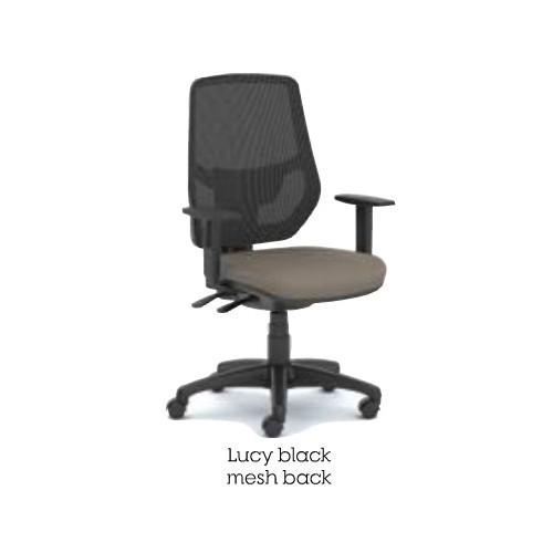 Lucy Mesh  Operators Task Chair