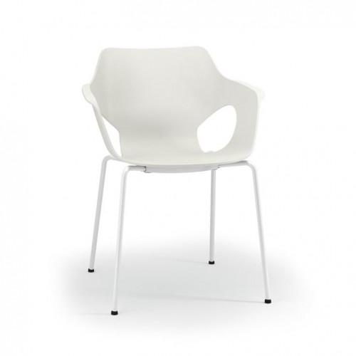 Ole Plastic Visitor Chair
