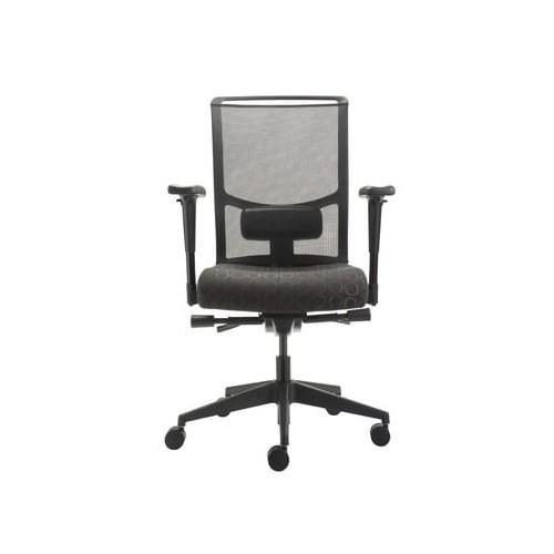Zoe Operator Task Chair Black